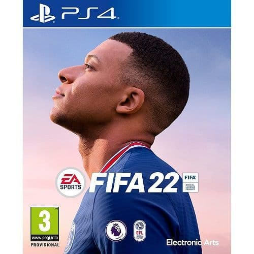 FIFA 22 PS4 Game